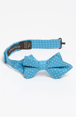 Nordstrom Cotton Blend Bow Tie (Little Boys)
