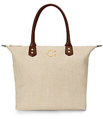 C. Wonder Sparkle Canvas Easy Tote