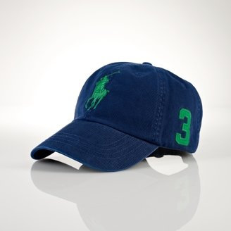 Polo Ralph Lauren Classic Big Pony Sports Cap