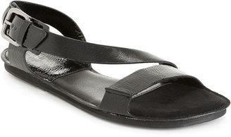 Kenneth Cole Reaction Shoes, Cross Dear Flat Sandals
