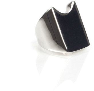 Rebecca Minkoff Rectangle Signet Ring