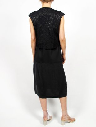 Rachel Comey Brocade Juno Vest
