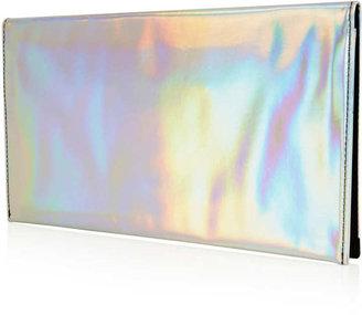 Topshop Plastic Perspex Clutch