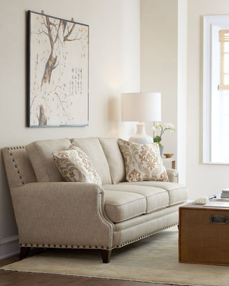Isabella Collection Massoud Furniture Sofa