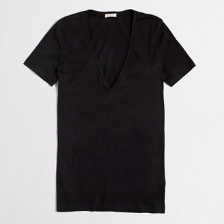 Tissue V-neck T-shirt $19.50 thestylecure.com