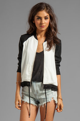 Splendid Athens Colorblocked Jacket