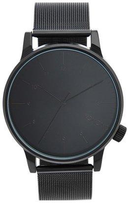 Men's Komono 'Winston' Round Dial Strap Watch, 40Mm $99.95 thestylecure.com