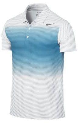 Nike Sphere Dry Stripe Men's Tennis Polo