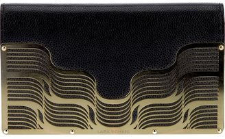 Lara Bohinc large wallet with cut-out details