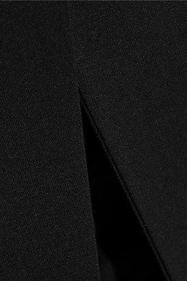 Maison Martin Margiela Wool-blend crepe jumpsuit