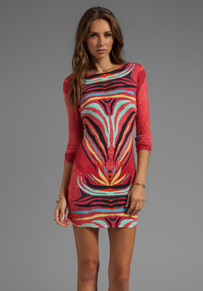 Mara Hoffman Scoop Back Mini Dress