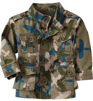 Old Navy Military-Style Jackets for Baby