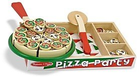 Melissa & Doug Pizza Party - Ages 3+