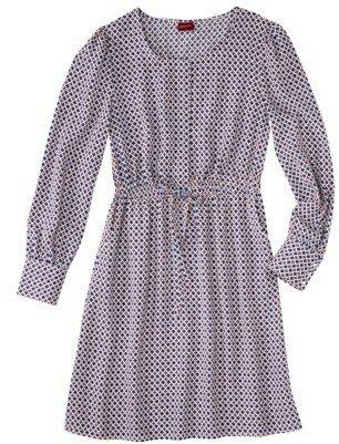 Merona Women's Tie Waist Dress - Prints