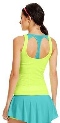 Under Armour Women's Tennis Back In Action Tank