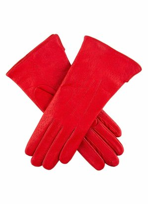 Dents Jessica Women's Imipec Leather Gloves BERRY 6.5