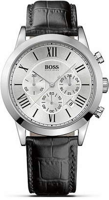 HUGO BOSS Quartz Classic Chronograph Watch, 43mm