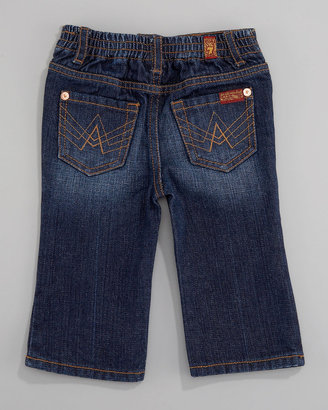 7 For All Mankind Newborn Jeans