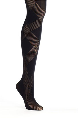 Lord & Taylor Opaque Tights - 2674