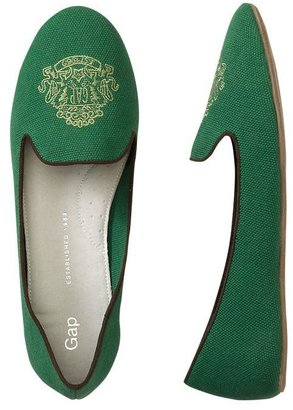 Gap Embroidered loafers