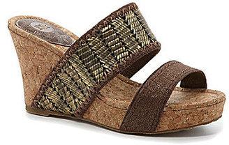 The Sak Star Wedge Sandals