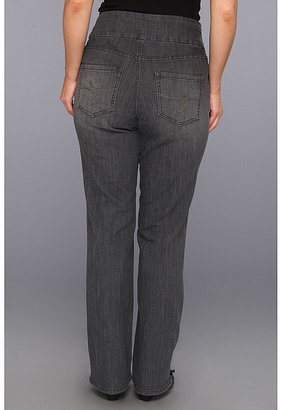Jag Jeans Plus Size Paley Pull-On Bootcut in Thunder Grey