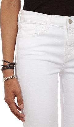 "J Brand Five-Pocket ""Valentina"" Jeans"