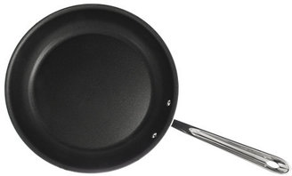 """All-Clad d5 12"""" Brushed Nonstick Fry Pan"""