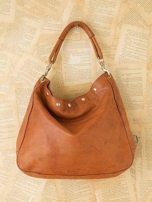 Free People Vintage Leather Hobo Bag