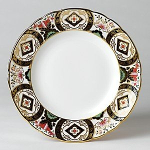 Royal Crown Derby Chelsea Garden Accent Plate, 8