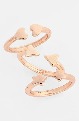 Free Spirit Devan 'Free Spirit' Rings (Set of 3) (Juniors)