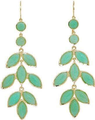 Irene Neuwirth Women's Chandelier Earrings-Colorless