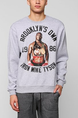 Urban Outfitters Iron Mike Tyson Pullover Sweatshirt