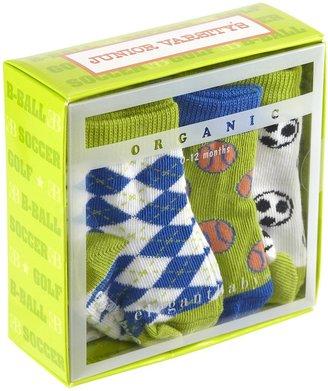Elegant Baby 3 Pack Socks