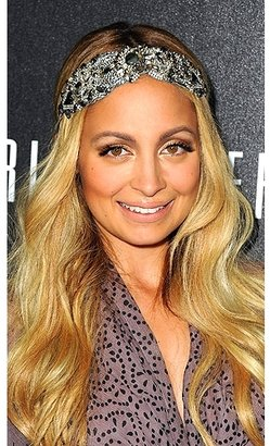 House Of Harlow Regal Headpiece BTY Exclusive as Seen On Nicole Richie
