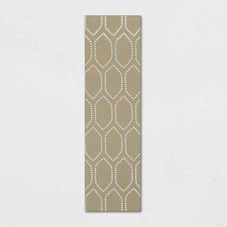 Threshold Dot Tile Rug