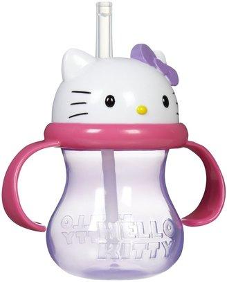 Munchkin Straw Cup - Hello Kitty - 8 oz