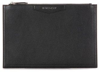 Givenchy Antigona Pouch Medium leather pouch