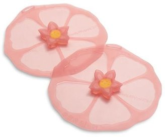 Sur La Table Charles Viancin Hibiscus Storage Lids, Set of 2