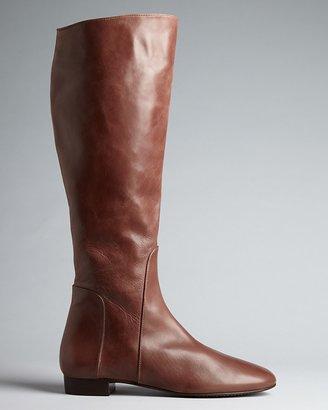 Delman Flat Boots - Molly