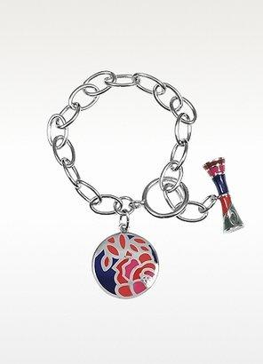 Kenzo Fedora Sterling Silver Bracelet