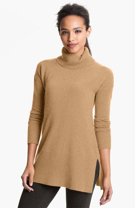 Only Mine Turtleneck Cashmere Tunic