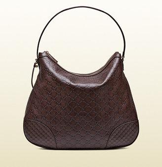 Gucci Bree Guccissima Leather Hobo