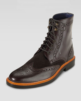 Cole Haan Air Harrison Brogue Boot