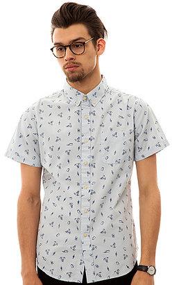 Obey The Crossroads Buttondown Shirt