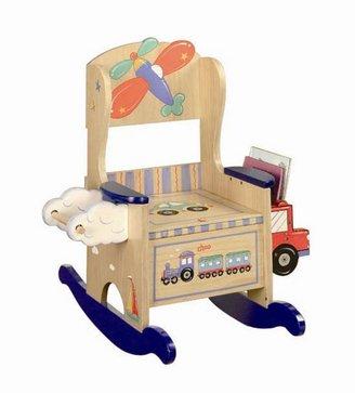 Teamson kids wings & wheels potty chair