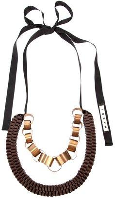 Marni chunky style necklace