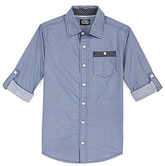First Wave 8-20 Button-Down Shirt