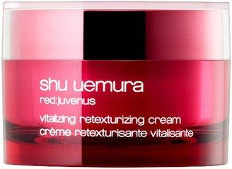shu uemura Red:Juvenus Vitalizing Retexturizing Cream