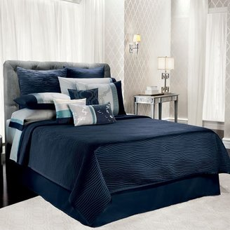 JLO by Jennifer Lopez bedding collection manor coverlet